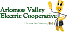 Arkansas Valley Electric Cooperative. A Touchstone Energy Cooperative.