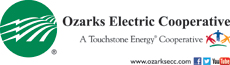 Ozarks Electric Cooperative. A Touchstone Energy Cooperative. www.ozarksecc.com