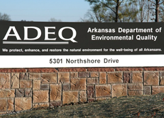 ADEQ Building Sign