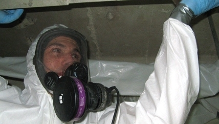 Asbestos program helps us breathe easy by regulating renovation and demolition of buildings that contain asbestos