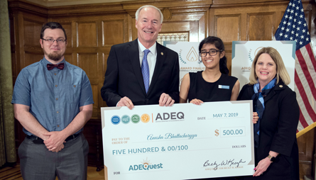 2019 DEQuest Winner
