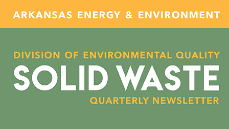 Solid Waste Quarterly Newsletter