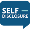 self disclosure logo