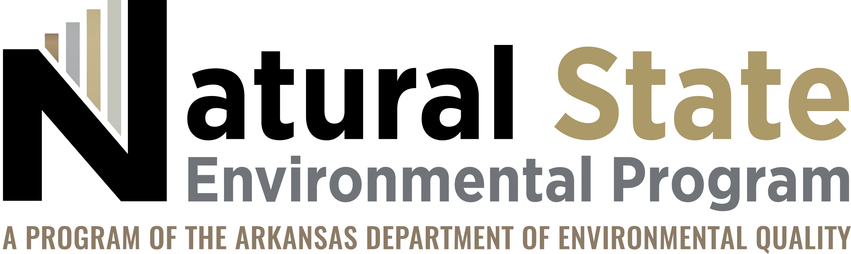 Natural State Environmental Program. A program of the Arkansas Department of Environmental Quality