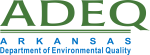 Arkansas Department of Environmental Quality (ADEQ) Logo