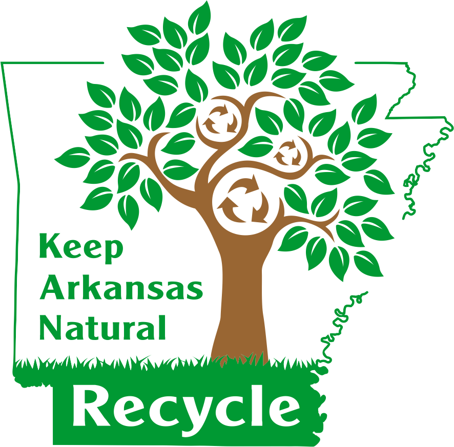 Image result for keep arkansas natural recycle""